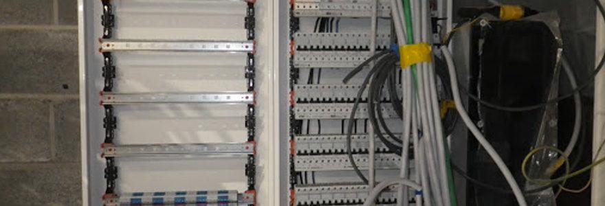 tableaux électriques de chantiers